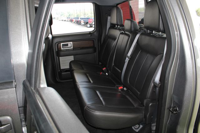2013 Ford F-150 Lariat SuperCrew 4x4 - HEATED LEATHER! Mooresville , NC 9