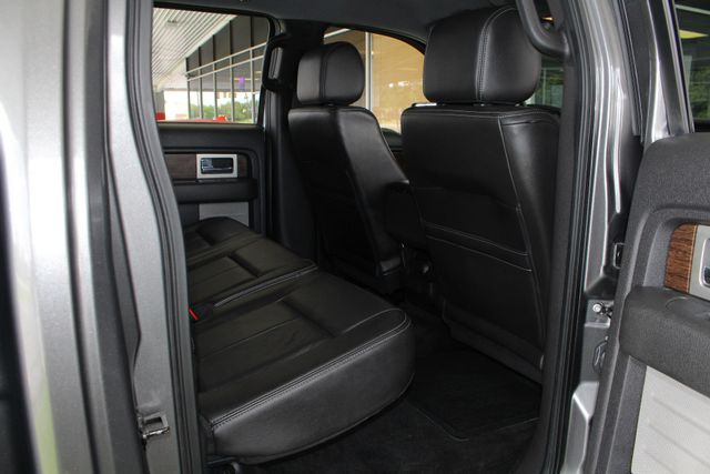 2013 Ford F-150 Lariat SuperCrew 4x4 - HEATED LEATHER! Mooresville , NC 38