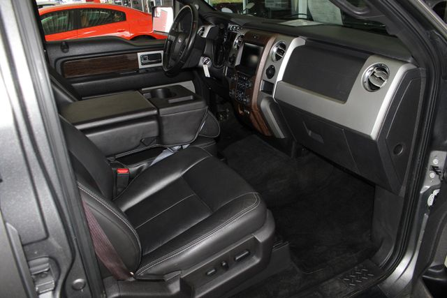 2013 Ford F-150 Lariat SuperCrew 4x4 - HEATED LEATHER! Mooresville , NC 31