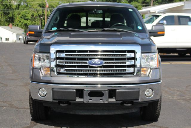 2013 Ford F-150 Lariat SuperCrew 4x4 - HEATED LEATHER! Mooresville , NC 14