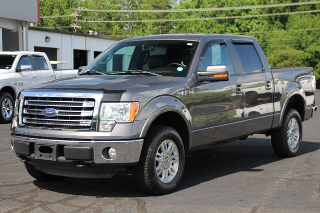 2013 Ford F-150 Lariat SuperCrew 4x4 - HEATED LEATHER! Mooresville , NC 22
