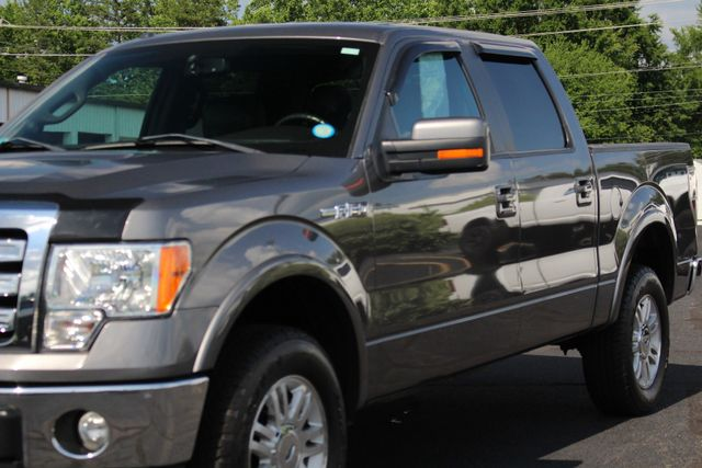 2013 Ford F-150 Lariat SuperCrew 4x4 - HEATED LEATHER! Mooresville , NC 26