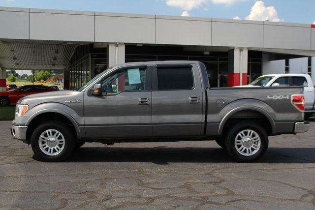 2013 Ford F-150 Lariat SuperCrew 4x4 - HEATED LEATHER! Mooresville , NC 13