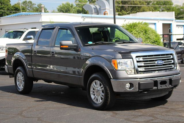 2013 Ford F-150 Lariat SuperCrew 4x4 - HEATED LEATHER! Mooresville , NC 21