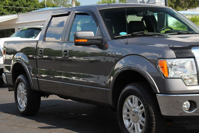 2013 Ford F-150 Lariat SuperCrew 4x4 - HEATED LEATHER! Mooresville , NC 25