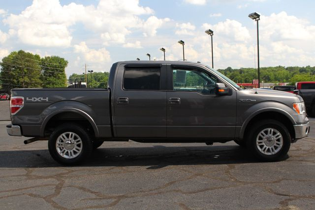 2013 Ford F-150 Lariat SuperCrew 4x4 - HEATED LEATHER! Mooresville , NC 12