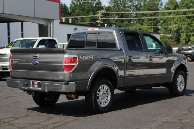 2013 Ford F-150 Lariat SuperCrew 4x4 - HEATED LEATHER! Mooresville , NC 23