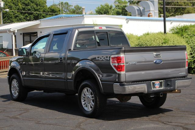 2013 Ford F-150 Lariat SuperCrew 4x4 - HEATED LEATHER! Mooresville , NC 24