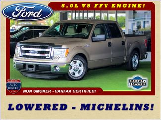 2013 Ford F-150 XLT SuperCrew RWD - LOWERED! Mooresville , NC