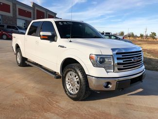 2013 Ford F-150 Lariat in Mustang, OK 73064