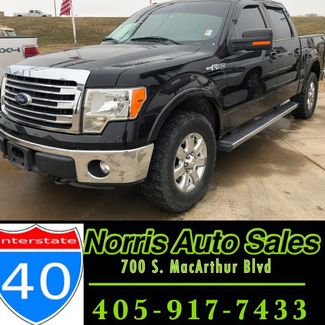 2013 Ford F-150 Lariat   Oklahoma City, OK   Norris Auto Sales (I-40) in Oklahoma City OK