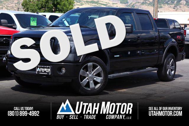 2013 Ford F-150 FX4 | Orem, Utah | Utah Motor Company in  Utah