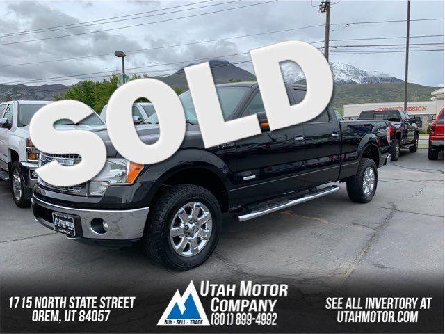 2013 Ford F-150 XLT | Orem, Utah | Utah Motor Company in  Utah