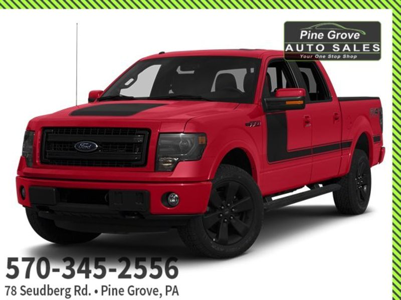 2013 Ford F-150 FX4 | Pine Grove, PA | Pine Grove Auto Sales in Pine Grove, PA