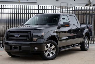 2013 Ford F-150 FX2 * 1-Owner * BU CAMERA * Leather * A/C SEATS * Plano, Texas 1