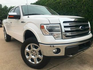 2013 Ford F-150 Lariat 4WD w/Sunroof and Navigation in Dallas, TX Texas, 75074