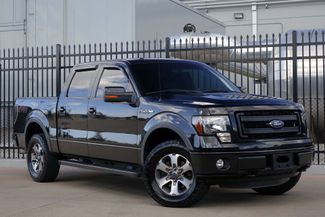 2013 Ford F-150 FX4* 4x4*Crew* Leather* EZ Finance** | Plano, TX | Carrick's Autos in Plano TX