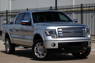 2013 Ford F-150 Platinum* 4x4* Navi* BU Cam* Sunroof* EZ Finance** | Plano, TX | Carrick's Autos in Plano TX