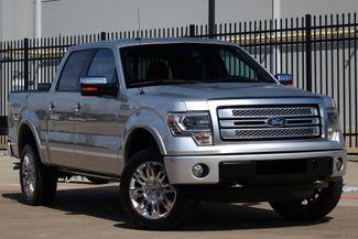 2013 Ford F-150 Platinum* 4x4* Navi* BU Cam* Sunroof* EZ Finance**   Plano, TX   Carrick's Autos in Plano TX