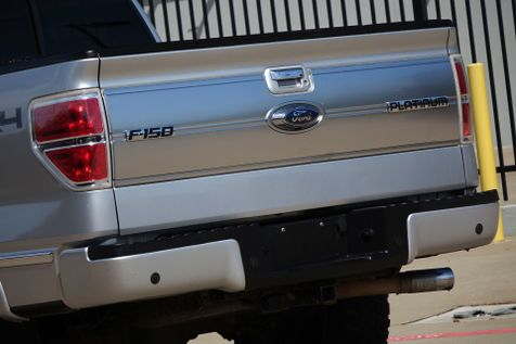 2013 Ford F-150 Platinum* 4x4* Navi* BU Cam* Sunroof* EZ Finance** | Plano, TX | Carrick's Autos in Plano, TX