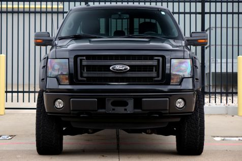 2013 Ford F-150 FX4* 4x4* Nav* Sunroof* Leather* Lifted* EZ Finan* | Plano, TX | Carrick's Autos in Plano, TX