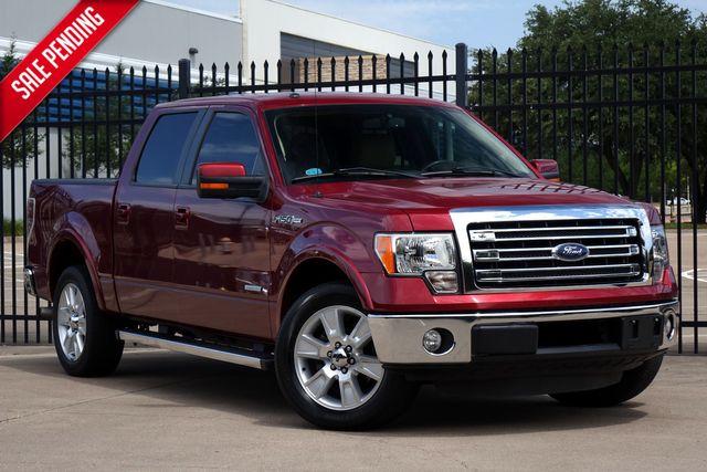 2013 Ford F-150 Lariat* Nav* Crew Cab* | Plano, TX | Carrick's Autos in Plano TX