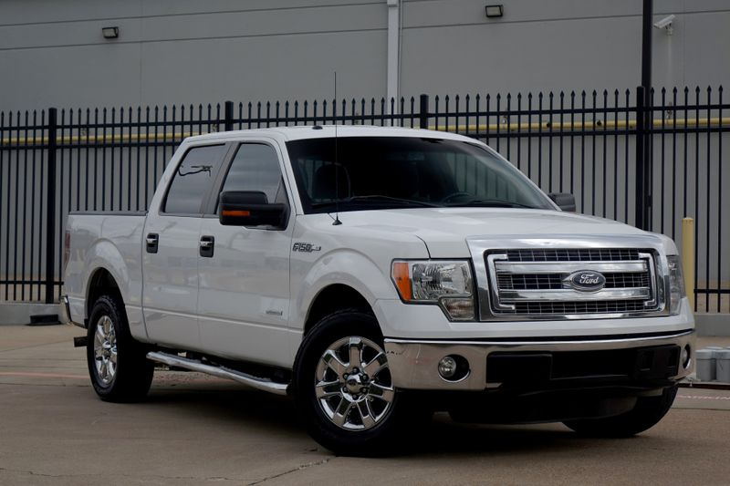 2013 Ford F-150 XLT* EcoBoost* Crew Cab* Just Serviced***   Plano, TX   Carrick's Autos in Plano TX