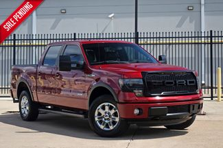 2013 Ford F-150 FX4*Nav*Sunroof* Leather*4x4** | Plano, TX | Carrick's Autos in Plano TX