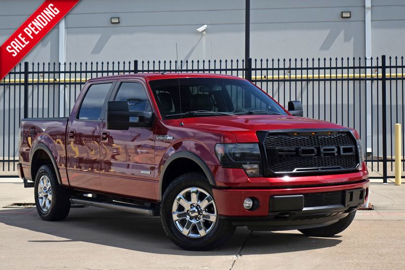 2013 Ford F-150 FX4*Nav*Sunroof* Leather*4x4**   Plano, TX   Carrick's Autos in Plano TX