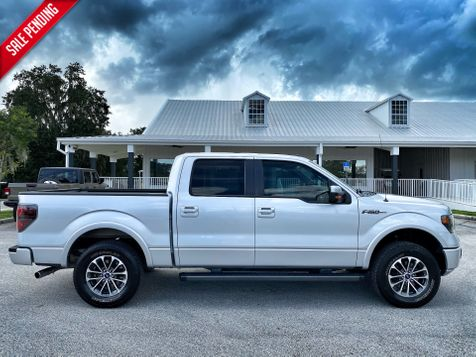 2013 Ford F-150 FX2 LEATHER NAV CARFAX CERT in Plant City, Florida