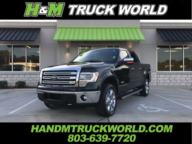 2013 Ford F-150 Lariat 4x4 in Rock Hill SC, 29730