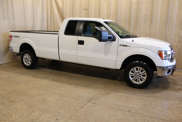 2013 Ford F-150 XLT w/HD Payload Long Bed 4x4