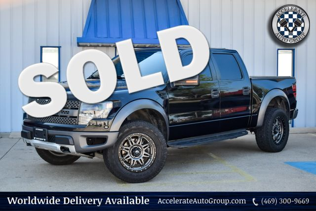 2013 Ford F-150 SVT Raptor in Rowlett