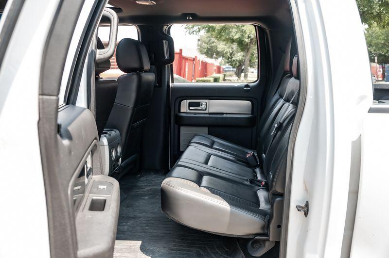 2013 Ford F-150 6.2L V8 SVT Raptor; NAVIGATION, 4X4 LEATHER NICE!! in Rowlett, Texas