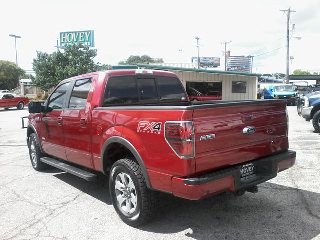 2013 Ford F-150 FX4 San Antonio, Texas 7