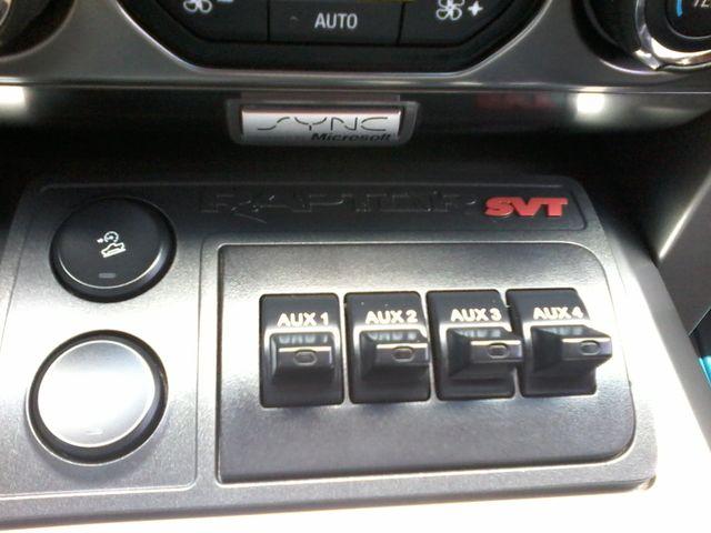2013 Ford F-150 SVT Raptor San Antonio, Texas 31