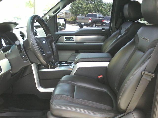 2013 Ford F-150 SVT Raptor San Antonio, Texas 13