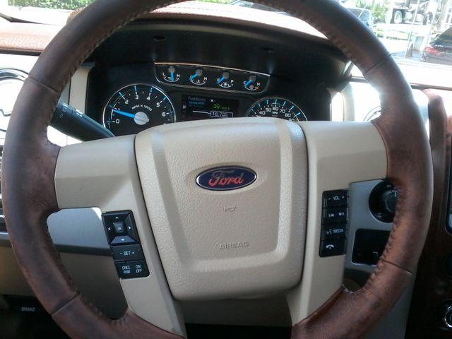 2013 Ford F-150 King Ranch San Antonio, Texas 17