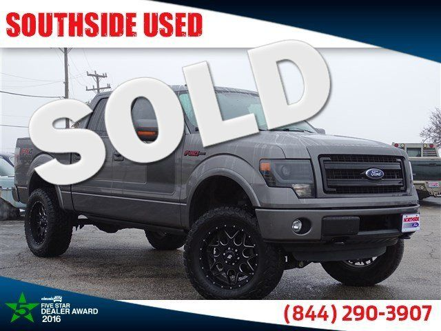2013 Ford F-150 in San Antonio TX
