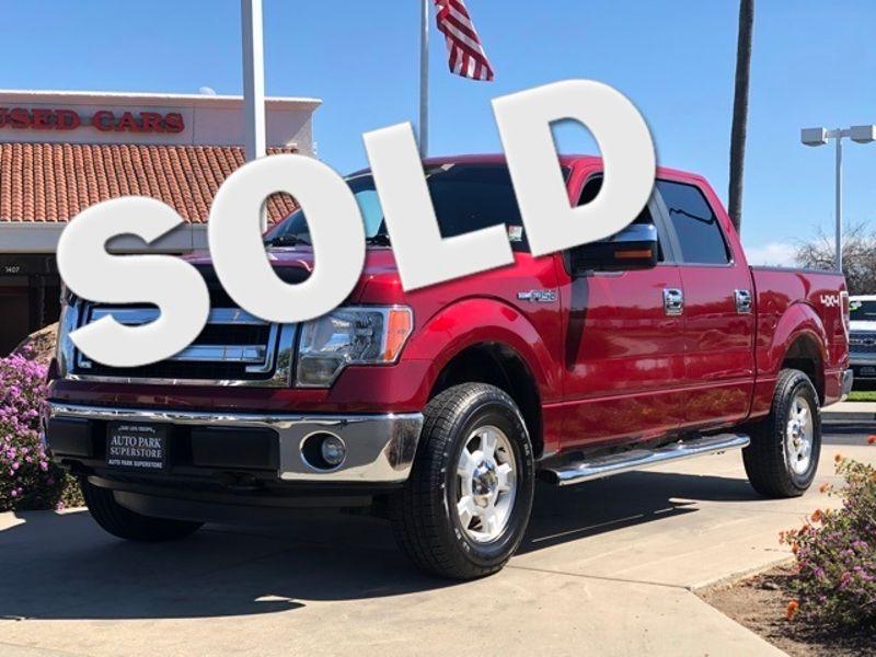 2013 Ford F-150 XLT | San Luis Obispo, CA | Auto Park Sales & Service in San Luis Obispo CA