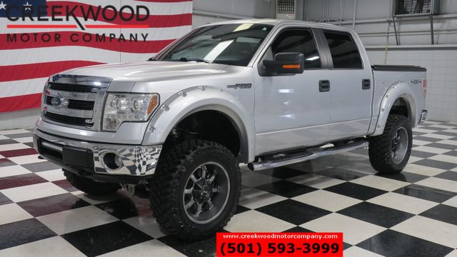2013 Ford F-150 XLT 4x4 5.0L Lifted 20s New Tires Leather LowMiles in Searcy, AR 72143