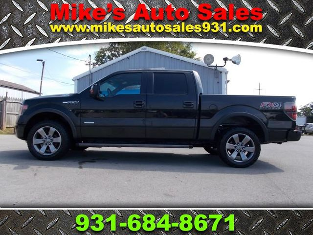 2013 Ford F-150 FX4 Shelbyville, TN