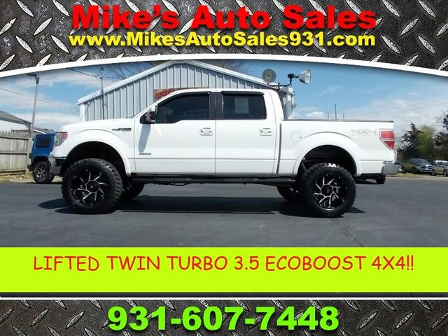 2013 Ford F-150 Lariat Shelbyville, TN