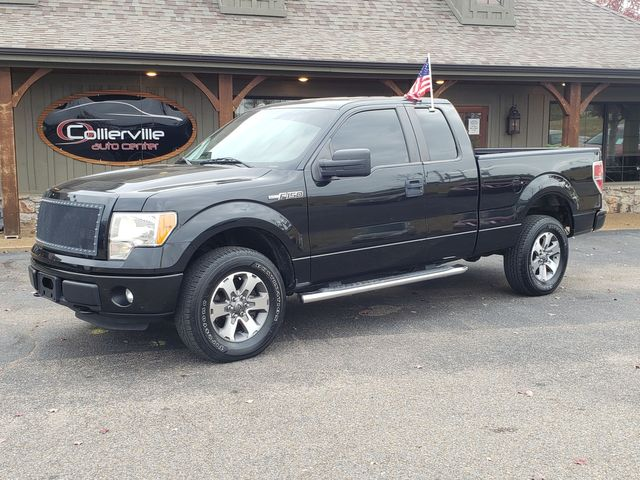 2013 Ford F-150 SUPERCAB 4X4 STX in Collierville, TN 38107