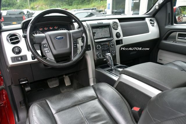 2013 Ford F-150 4WD SuperCrew  XLT Waterbury, Connecticut 4