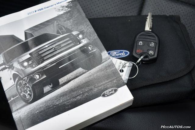 2013 Ford F-150 4WD SuperCrew  XLT Waterbury, Connecticut 50