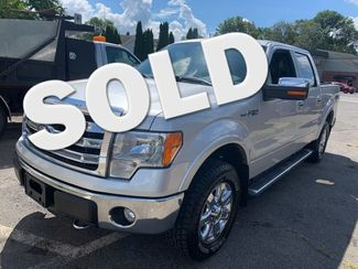 2013 Ford F-150  Lariat  city MA  Baron Auto Sales  in West Springfield, MA