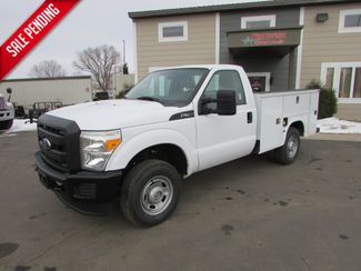 2013 Ford F-250 4x4 Reg Cab Service Utility Truck in St Cloud, MN