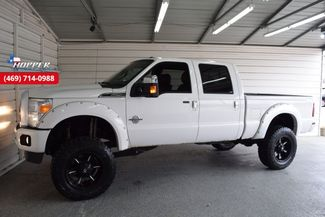 2013 Ford F-250SD Platinum LIFTED!! HLL in McKinney Texas, 75070