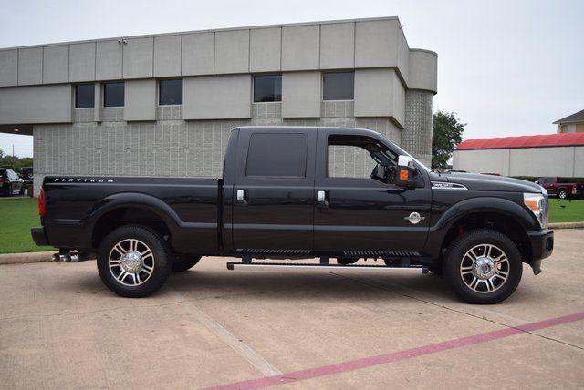 2013 Ford F-250SD Platinum in McKinney Texas, 75070
